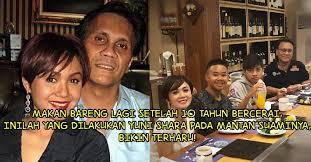 "Makan Bareng Lagi Setelah 10 Tahun Bercerai, Inilah Yang Dilakukan ""Yuni  Shara"" Pada Mantan Suaminya, Bikin Terharu! - GosipYuk"