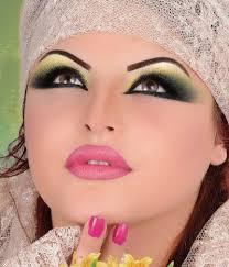 arabic wedding makeup arabic eyes