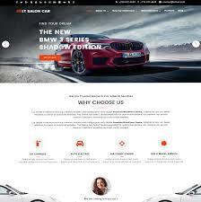 Lt Salon Car Free Responsive Car Dealer Wordpress Theme