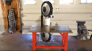 harbor freight bandsaw stand. [video] diy portable band saw table: the perfect companion for your harbor freight bandsaw stand o