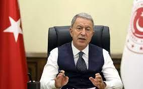 Milli Savunma Bakanı Hulusi Akar'ın Kurban Bayramı mesajında mavi vatan  vurgusu - Internet Haber
