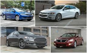 Buy This Not That Every Family Sedan Ranked From Worst To Best