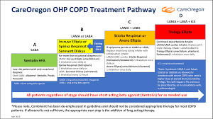 Copd Guidelines Chart Which Inhalers Does Careoregon Medicaid Cover