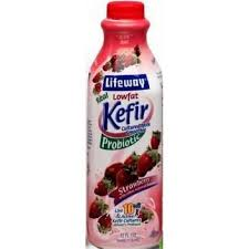 kefir. lifeway lowfat strawberry kefir, 32 ounce -- 6 per case.: amazon.com: grocery \u0026 gourmet food kefir i