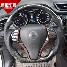 2018 nissan rogue interior. perfect rogue custommade carbon fiber steering wheel for 2014  2016 nissan rogue color  u0026 design for 2018 nissan rogue interior