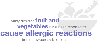 Fruit & Vegetable Allergies | Allergy Insider | Thermo Fisher Scientific