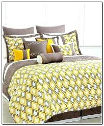 yellow and brown comforter queen king grey beige set with coverlet sheet lime green bedding sets
