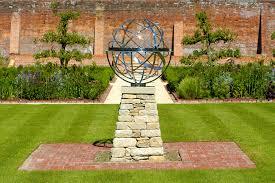 armillary sphere sundial traditional