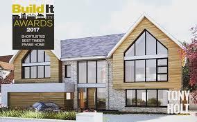 Grand Designs Steel Frame House Tony Holt Design Self Build Modern New Build House