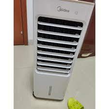 Quạt điều hòa làm lạnh bằng hơi nước Midea CAO CẤP AB10A