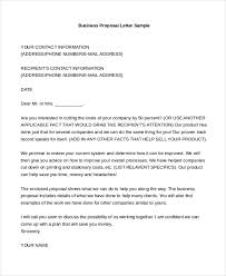 Free 9 Sample Business Letter In Pdf Doc