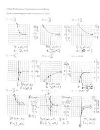 Scanned image 50 0 exponential growth worksheet termolak on group worksheets in excel