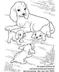 Puppies begin to breastfeed almost immediately. 30 Free Printable Puppy Coloring Pages