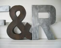 Zspmed Of Metal Letters For Wall Decor New In Home Decoration Letter S Home Decor