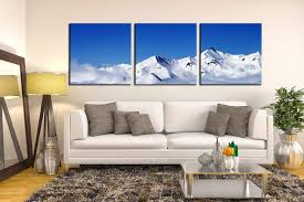 3 piece canvas wall art abstract