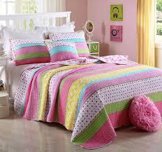 Daisy Rainbow Single to King Single Bed Coverlet Set Range - Shop ... & Daisy Rainbow Single to King Single Bed Coverlet Set Range - Shop Adamdwight.com