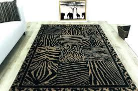 animal print rugs leopard zebra rug endearing runner