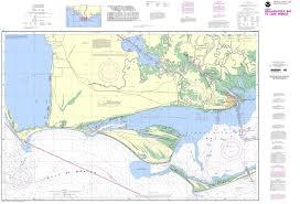 Intracoastal Waterway Nautical Charts Noaa 11402sc Intracoastal Waterway Apalachicola Bay To Lake Wimico Nautical Bookshop Nautic Way