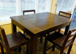 oblong kitchen counter height tables emerson design