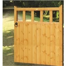 gloucester timber garden gate 4ft