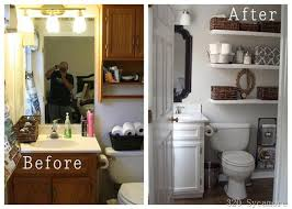 cheap bathroom makeover.  Makeover Bathroom Makeovers On A Tight Budget Cool Cheap Makeover Design  Donchilei In Ideas For Home Interior Inside