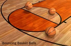 Basketball Powerpoint Template Free Animated Basketball Court Template For Powerpoint