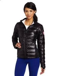 Canada Goose Womens Hybridge Lite Jacket (Black, X-Large) Canada Goose Women