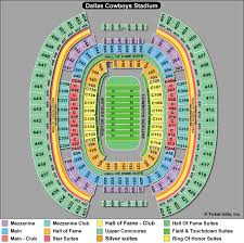 At Amp T Stadium Seating Chart One Direction Chainimage