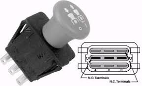pto switch , lawn mower grave yard equipment used tractor parts 3-Way Switch Wiring Diagram at 725 04174 Wiring Diagram