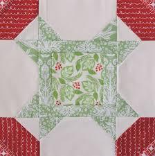 November Noel: A Christmas Star Quilt Block   Blossom Heart Quilts & Christmas Star quilt block tutorial Adamdwight.com