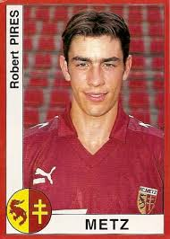 Globalsportsarchive.com provides you with unrivaled spectrum of sport results, statistics and rankings from competitions all over the world. Old School Panini On Twitter Robert Pires Fc Metz 1994 95 Http T Co R87ciaknlu