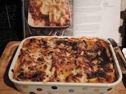 Classic Lasagne Cookbook Challenge Two Greedy Italians Classic Lasagne Its