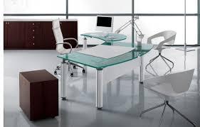glass top office desk modern. Perfect Glass Top Office Desk Modern B