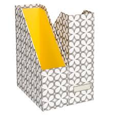 Cute Magazine Holders Extraordinary Magazine Holders Magazine Racks Magazine Files The Container Store