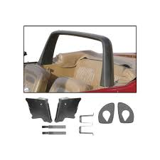 Padded Roll Bar Kit 1968 Shelby Convertible