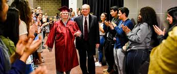 year old w fulfills lifelong dream of earning high school photo frankie sprabary 88 received an honorary high school diploma from lewisville high
