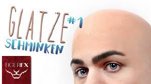 bald head tutorial 1 3 making a bald cap