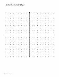Practice Your Graphing With These Printables Papercraft