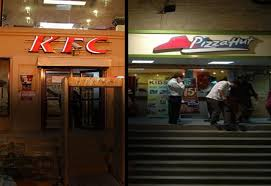Kfc Pizza Hut Sealed In Peshawar Over Expired Food The Express