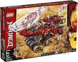 LEGO Ninjago 70677 Wüstensegler Truck (1178 Teile): Amazon.de: Spielzeug