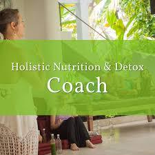 holistic nutrition and detox coach