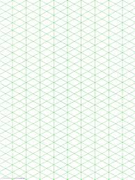 Print Free Graph Paper Isometric Inch Figures Graph Paper Graph