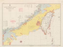 Asia South China Sea Formosa Strait And Taiwan Formosa