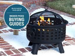 best fire pit basics business insider