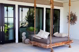 diy swing bed cushion