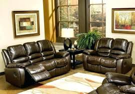 leather couch and loveseat set living room trend leather reclining sofa set sofas and couches regarding