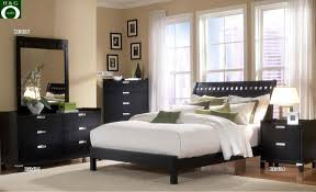 Simple Elegant Bedroom Modern White Sanibel Bedroom Set Solid Wood Material Simple Twin