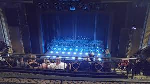 Lunt Fontanne Theatre Section Rear Mezzanine Rc Row B