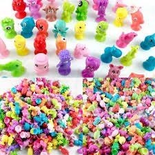 10pcs Mini <b>Cartoon Animal</b> Action Sucker Small <b>Toys</b> for <b>Kids</b> ...