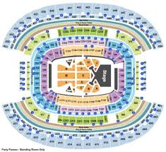 At T Stadium Tickets And At T Stadium Seating Charts 2019
